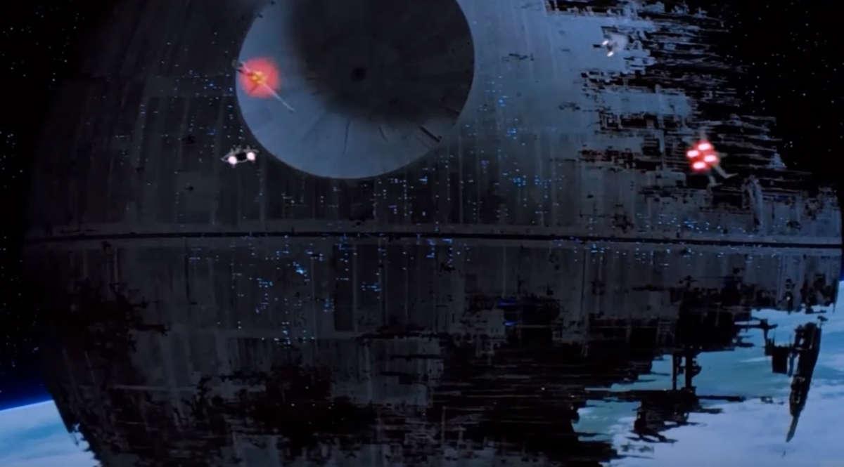 Инженеры NASA знают, как нужно правильно строить Звезду Смерти из «Звездных войн» - 1