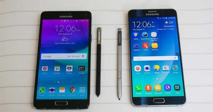 Стали известны смартфоны и планшеты Samsung, которые получат Android 6.0