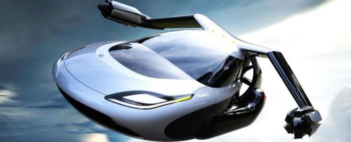Летающий автомобиль Terrafugia получил добро на лётные тесты - 1