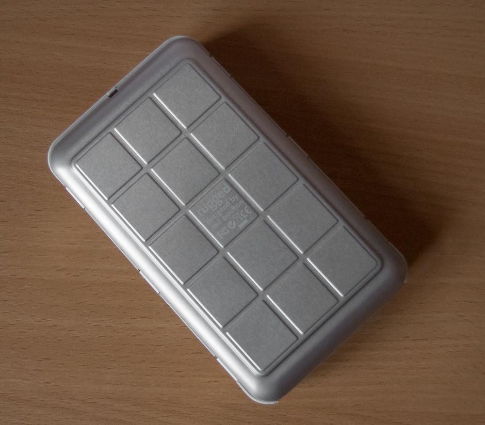 Один производитель – разные судьбы: внешние HDD LaCie P'9220 1 ТБ и Rugged Triple 2 ТБ - 11