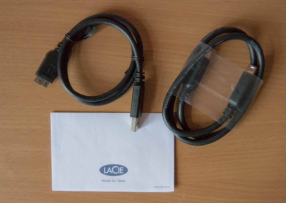 Один производитель – разные судьбы: внешние HDD LaCie P'9220 1 ТБ и Rugged Triple 2 ТБ - 3