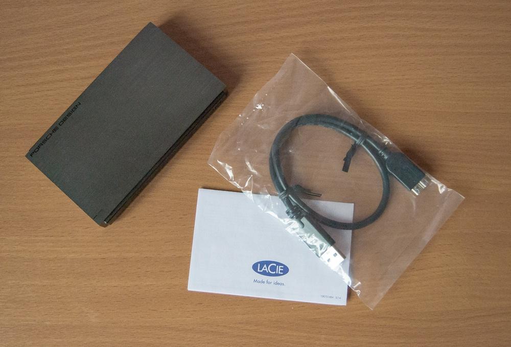 Один производитель – разные судьбы: внешние HDD LaCie P'9220 1 ТБ и Rugged Triple 2 ТБ - 4