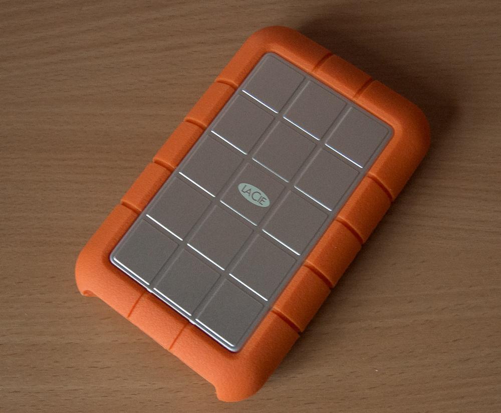 Один производитель – разные судьбы: внешние HDD LaCie P'9220 1 ТБ и Rugged Triple 2 ТБ - 8