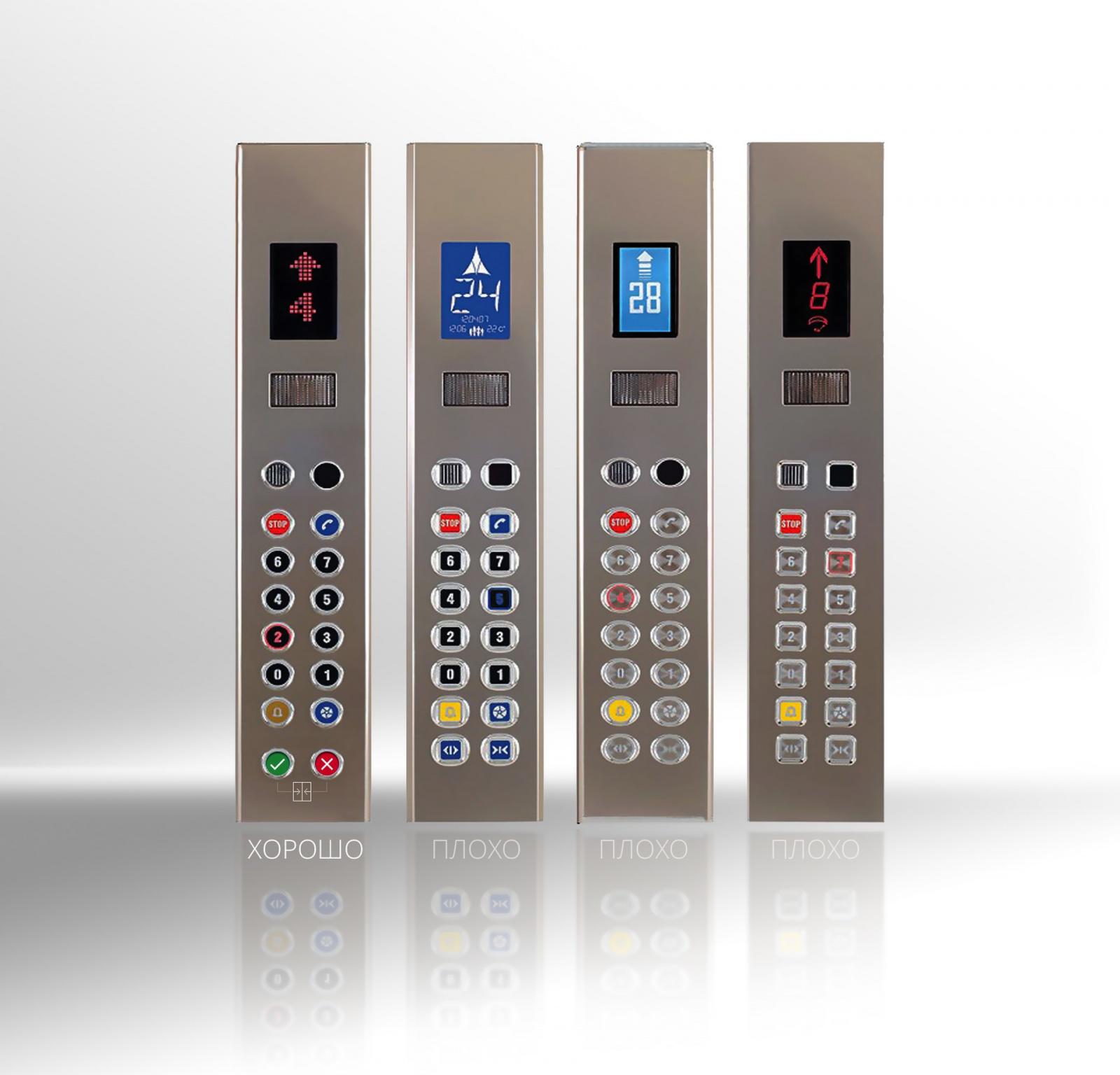 Панель кнопок в лифте: двери, не спешите закрываться - 5