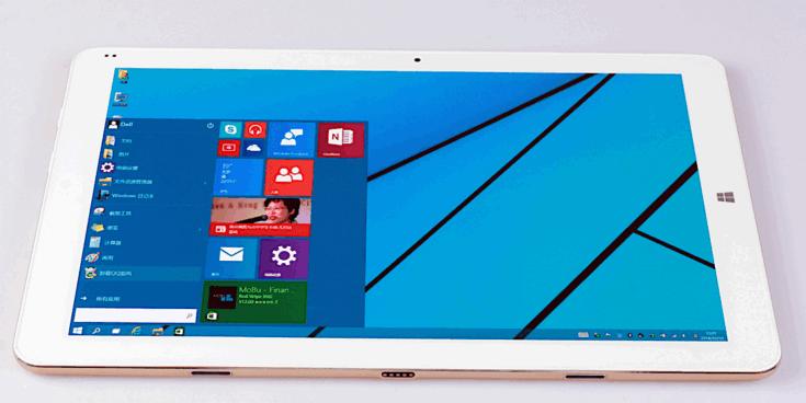 Планшет Chuwi Hi12 получил металлический корпус, два полноразмерных порта USB и Windows 10