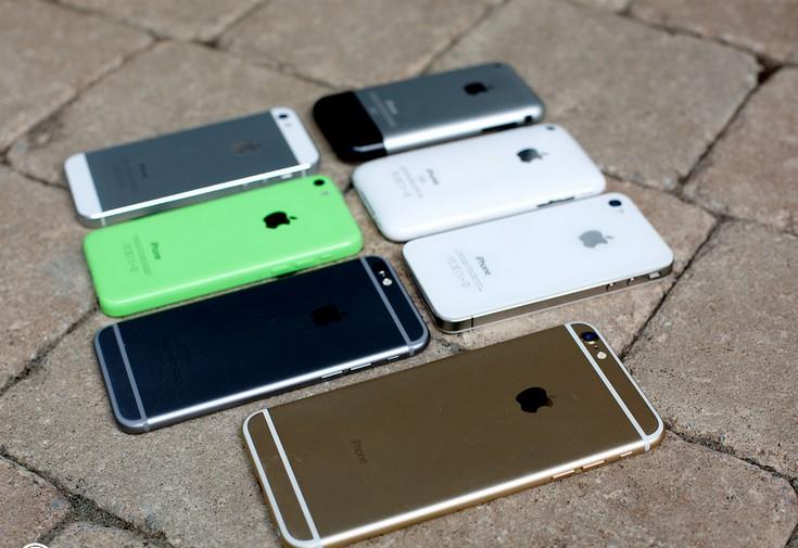 Аналитик Кэти Хаберти считает, что Apple ожидает спад продаж смартфонов