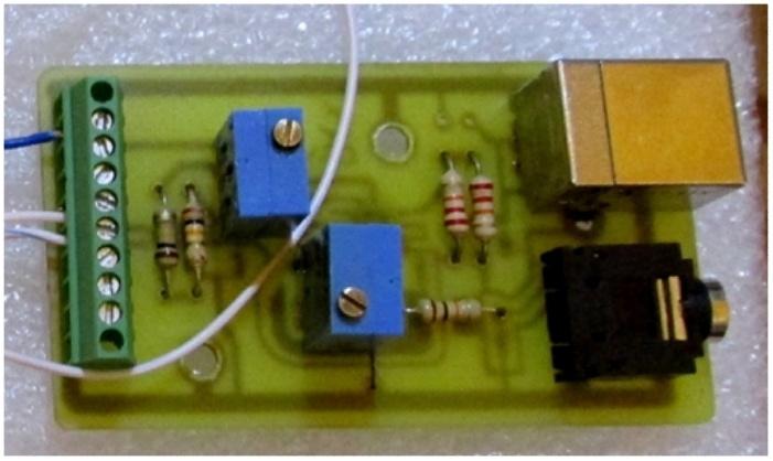 Получение сигнала ЭКГ на ПК и задел на ЭЭГ - 3