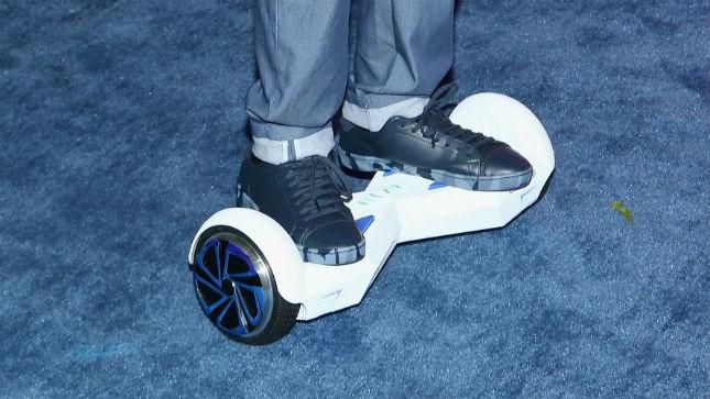 Самобалансирующиеся скутеры в США на данный момент под пристальным надзором
