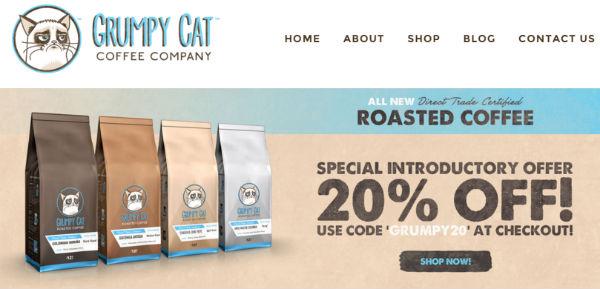 Сердитый котик судится с производителем кофе из-за нарушения копирайта - 3
