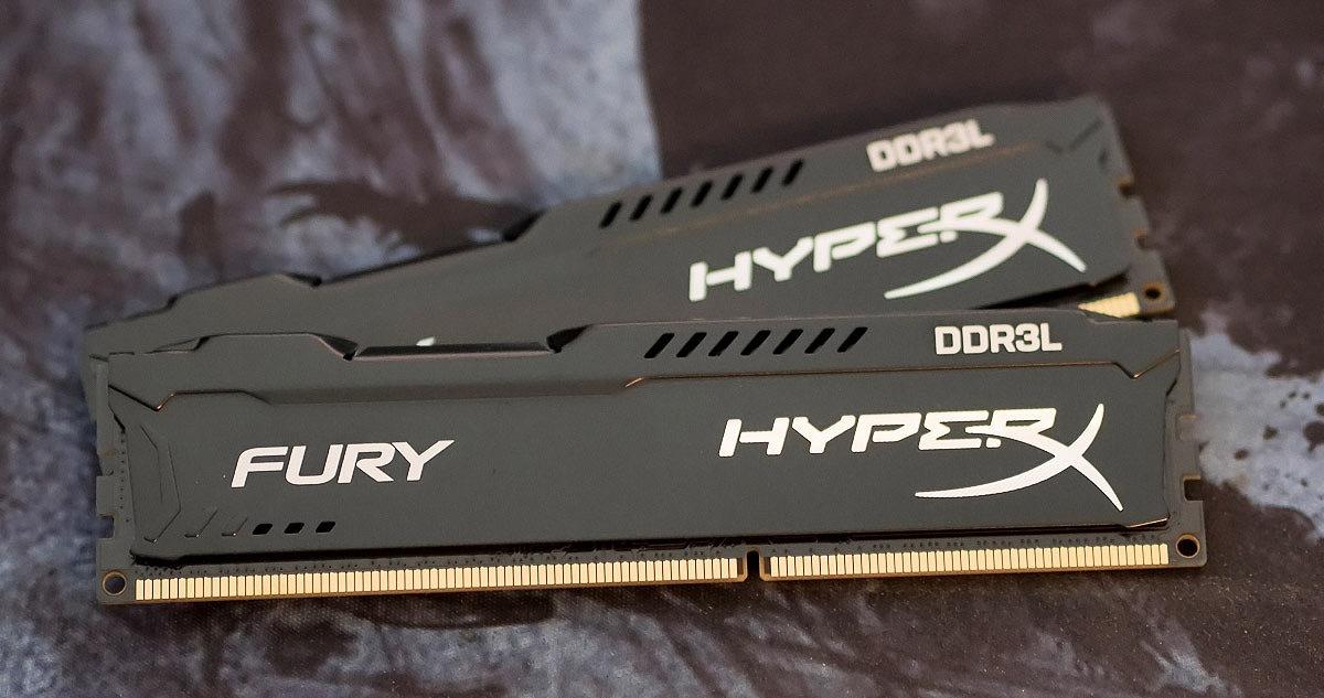 [Тестирование] Оперативная память HyperX DDR3L — энергоэффективность и производительность - 3