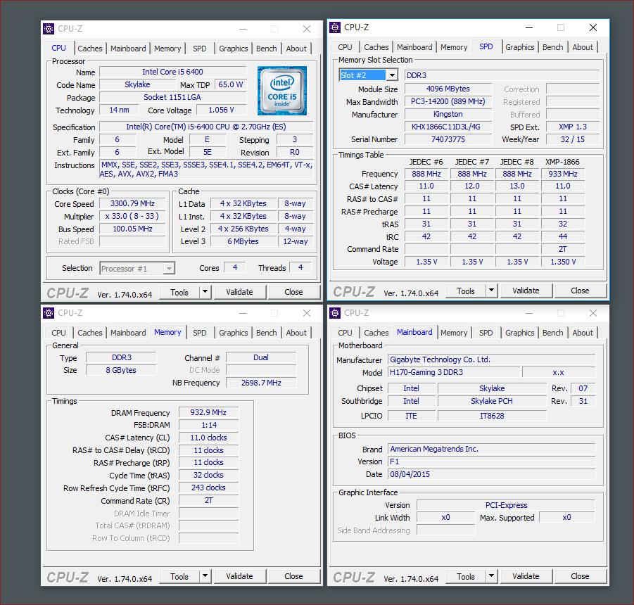 [Тестирование] Оперативная память HyperX DDR3L — энергоэффективность и производительность - 5