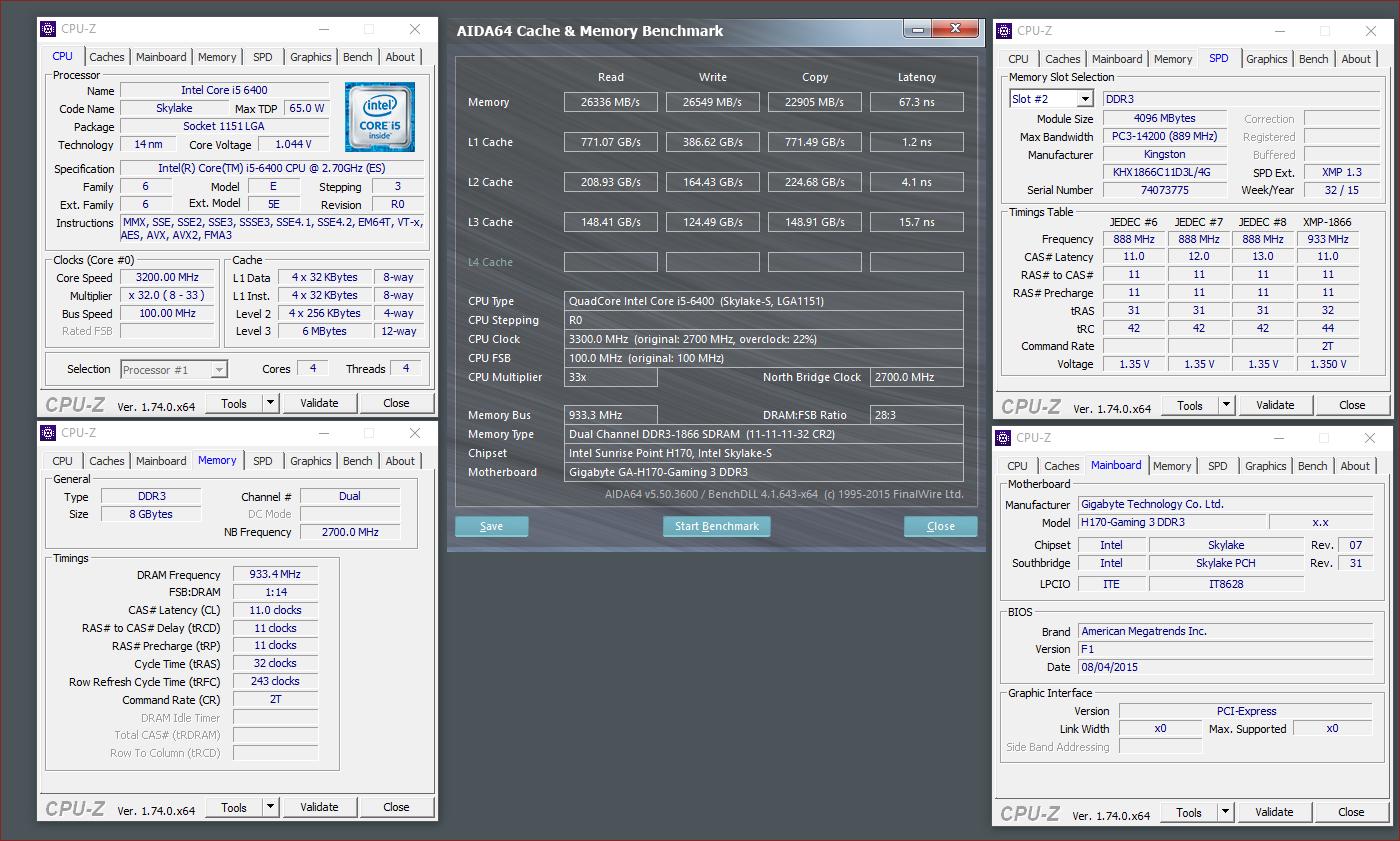 [Тестирование] Оперативная память HyperX DDR3L — энергоэффективность и производительность - 6