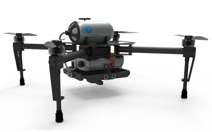 Intelligent Energy разработала топливные элементы для дронов