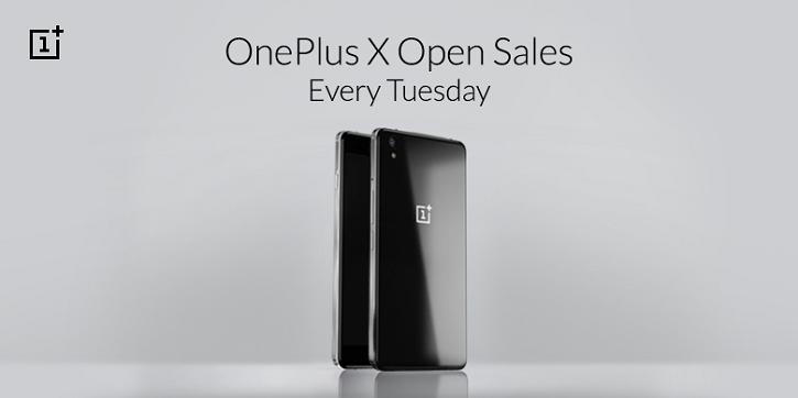 Модель продаж OnePlus X наследует OnePlus 2