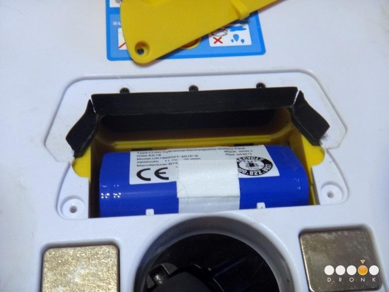 Chuwi Ilife V5 — робот-пылесос за 99$ или как превратить ежедневную уборку в развлечение - 21