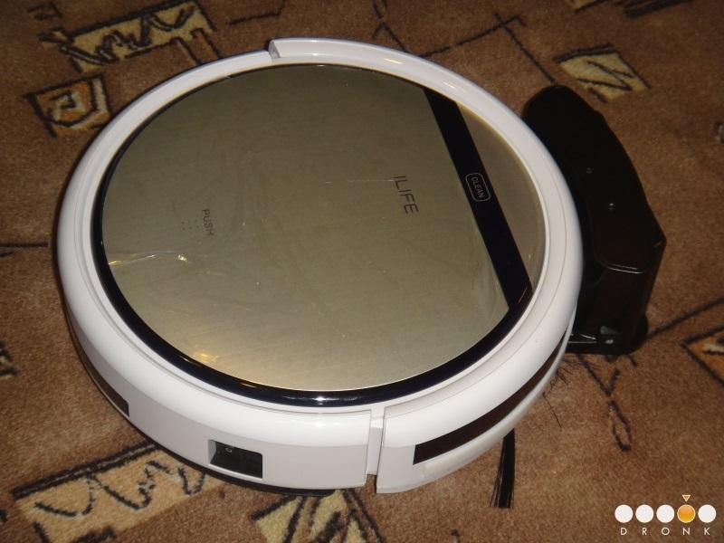 Chuwi Ilife V5 — робот-пылесос за 99$ или как превратить ежедневную уборку в развлечение - 22