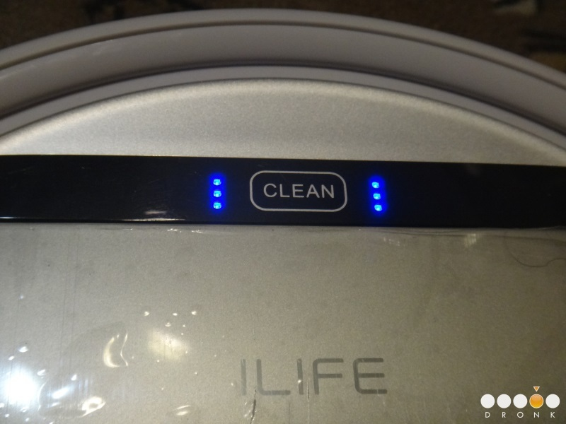 Chuwi Ilife V5 — робот-пылесос за 99$ или как превратить ежедневную уборку в развлечение - 23
