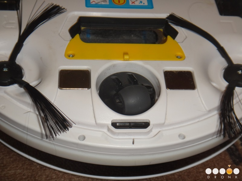 Chuwi Ilife V5 — робот-пылесос за 99$ или как превратить ежедневную уборку в развлечение - 26