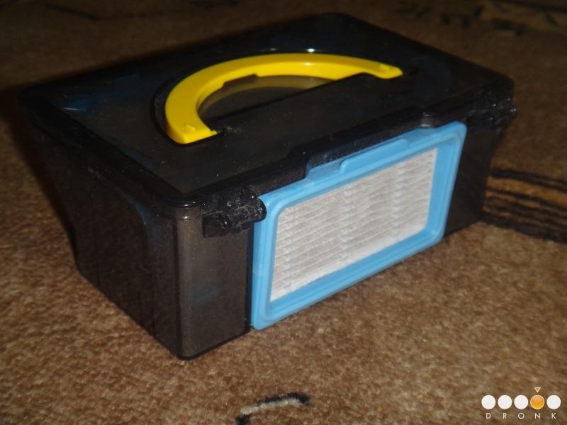Chuwi Ilife V5 — робот-пылесос за 99$ или как превратить ежедневную уборку в развлечение - 30