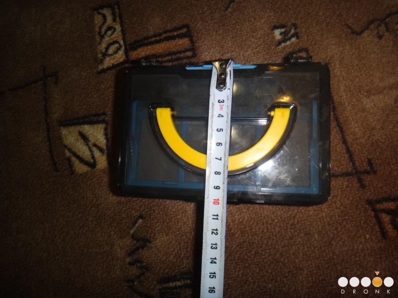 Chuwi Ilife V5 — робот-пылесос за 99$ или как превратить ежедневную уборку в развлечение - 34
