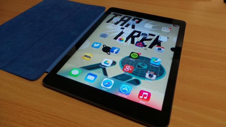 Планшет Apple iPad Air 3 может не получит новую технологию 3D Touch