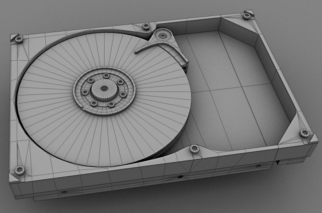 Будущее хранения данных: Многослойные 3D-диски с большой емкостью - 1