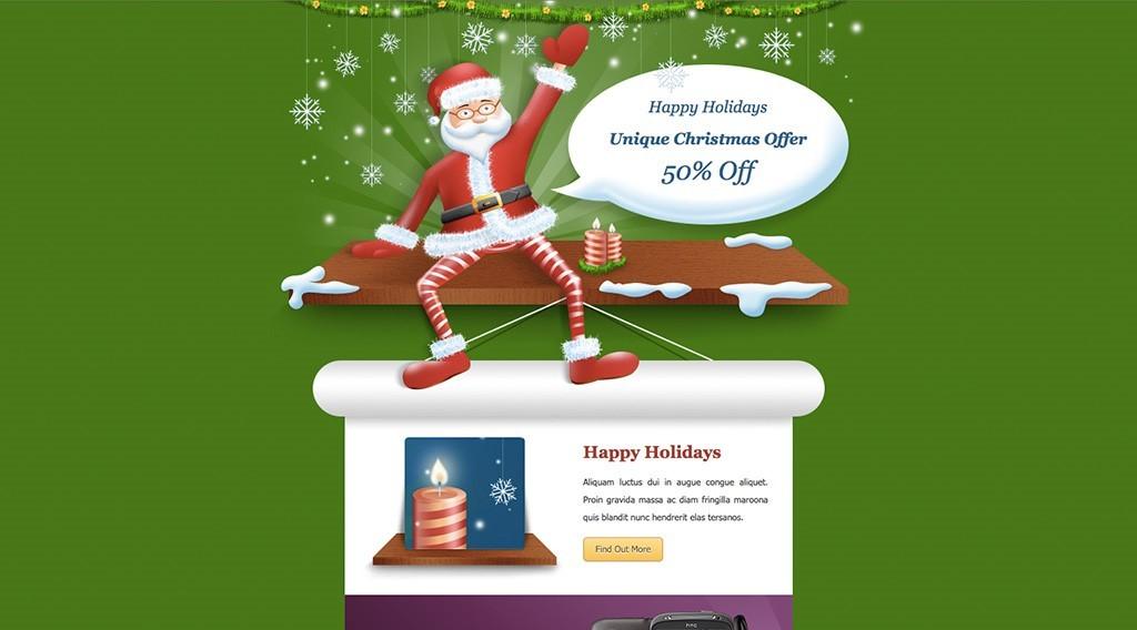 Чек-лист для новогодней email рассылки - 8