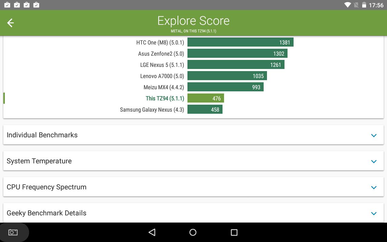 Обзор планшета Irbis TZ94 – большой экран и процессор Intel® за скромную сумму - 12