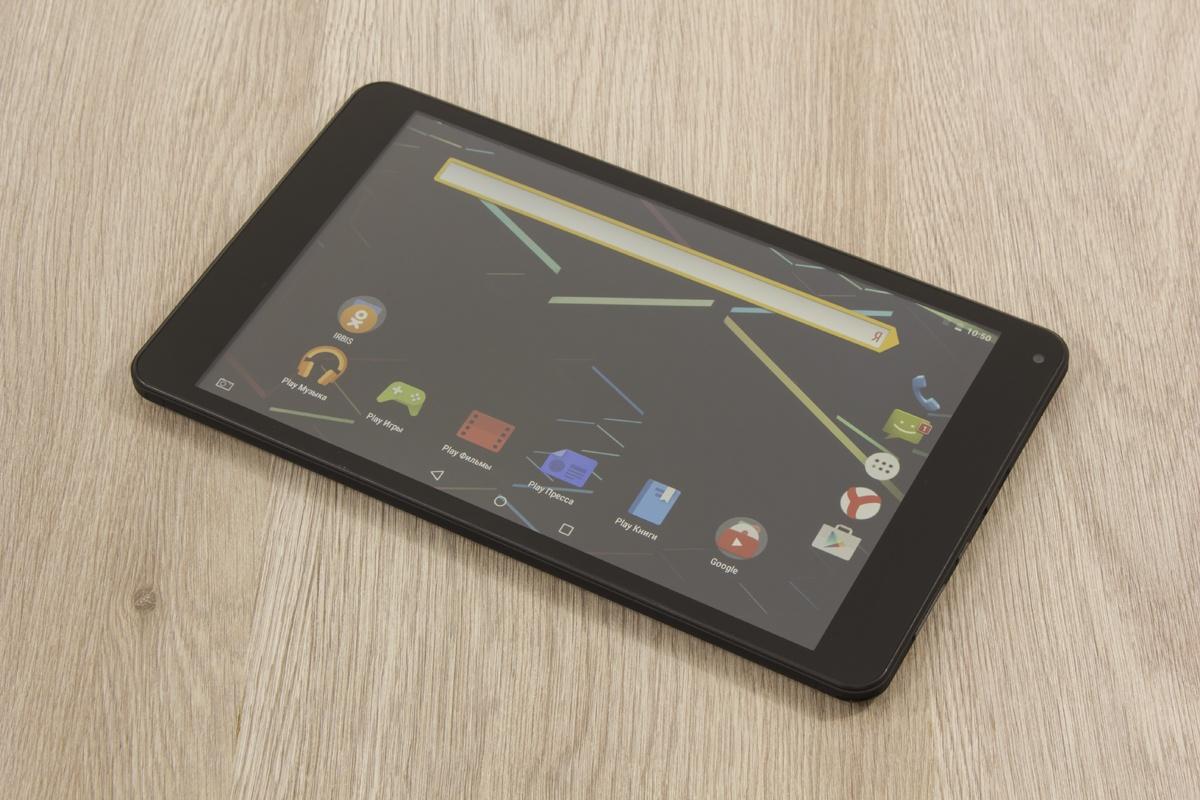 Обзор планшета Irbis TZ94 – большой экран и процессор Intel® за скромную сумму - 15