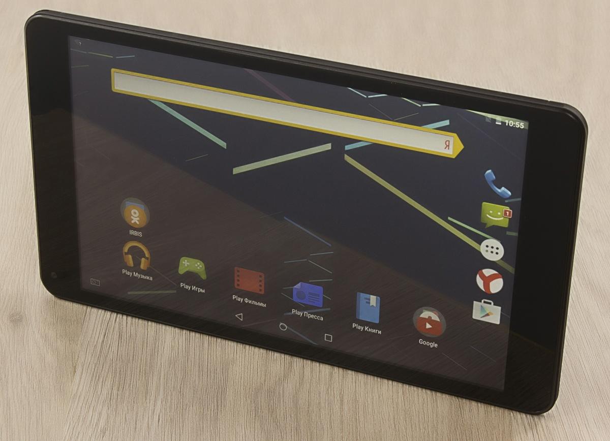 Обзор планшета Irbis TZ94 – большой экран и процессор Intel® за скромную сумму - 16