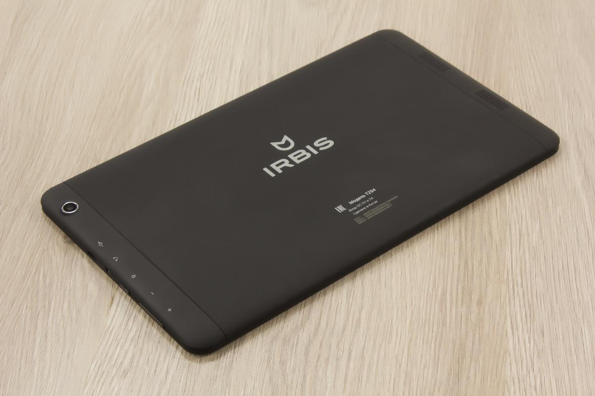 Обзор планшета Irbis TZ94 – большой экран и процессор Intel® за скромную сумму - 17