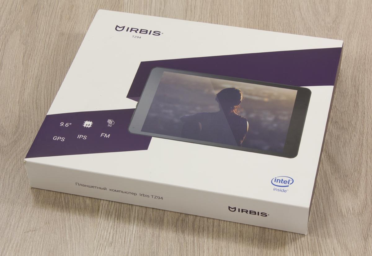 Обзор планшета Irbis TZ94 – большой экран и процессор Intel® за скромную сумму - 2