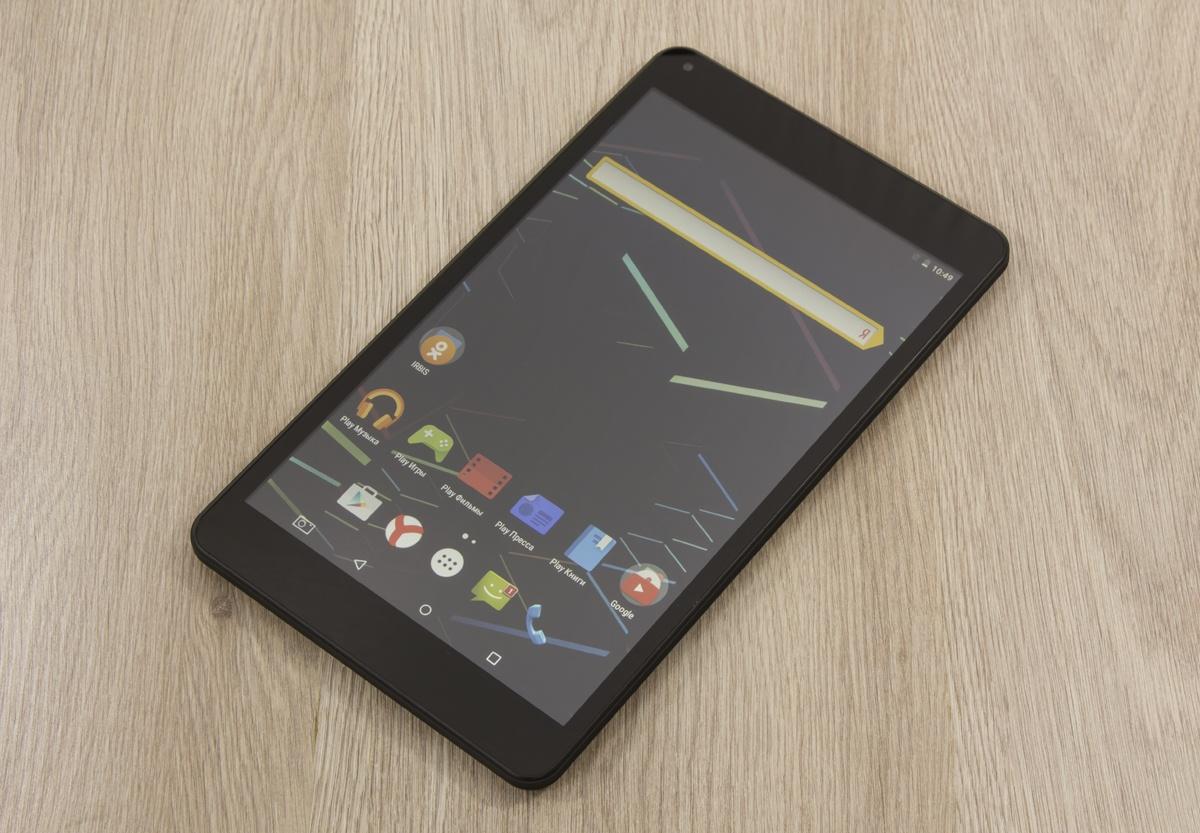 Обзор планшета Irbis TZ94 – большой экран и процессор Intel® за скромную сумму - 1