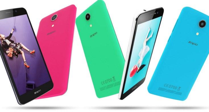 Представлен смартфон Zopo Color S5.5, который должен относиться к сверхбюджетной ценовой категории