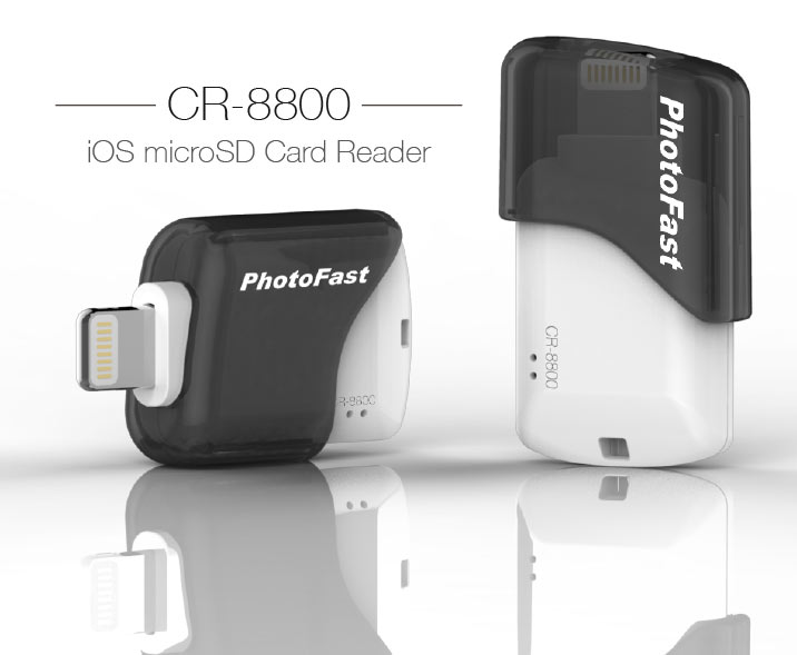 Цена PhotoFast iOS Card Reader — $39