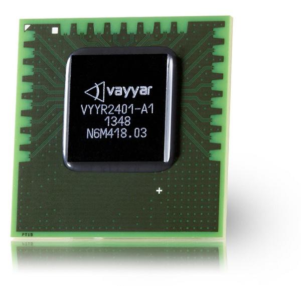Vayyar разрабатывает датчик изображения, использующий радиоволны