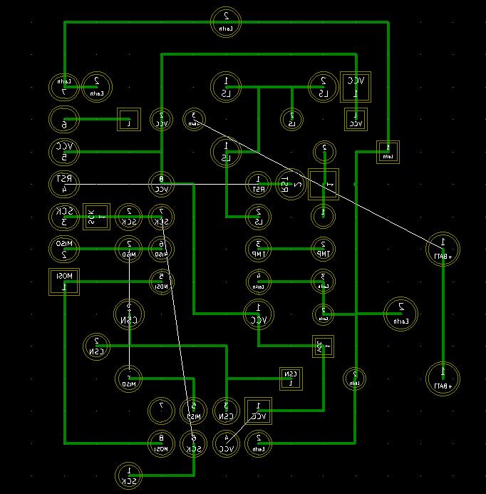ATtiny85: прототип беспроводного сенсора - 25