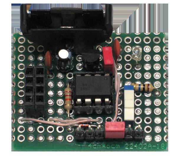 ATtiny85: прототип беспроводного сенсора - 27