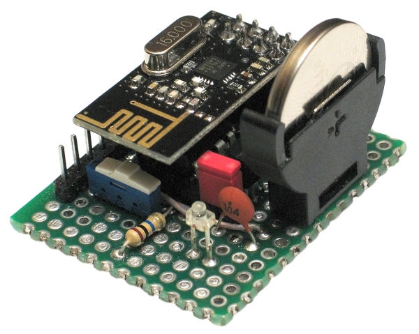 ATtiny85: прототип беспроводного сенсора - 29