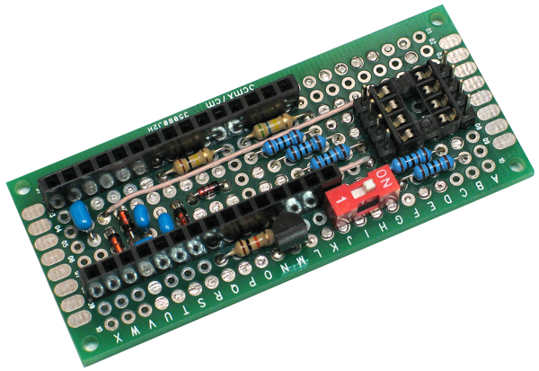 ATtiny85: прототип беспроводного сенсора - 3