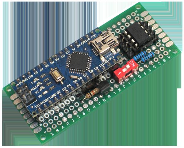 ATtiny85: прототип беспроводного сенсора - 4