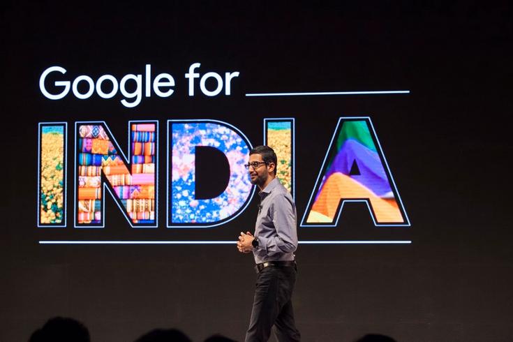 Google хочет сильнее закрепиться в Индии