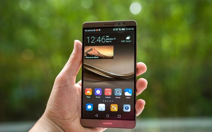 Huawei начнёт продавать Mate 8 в США