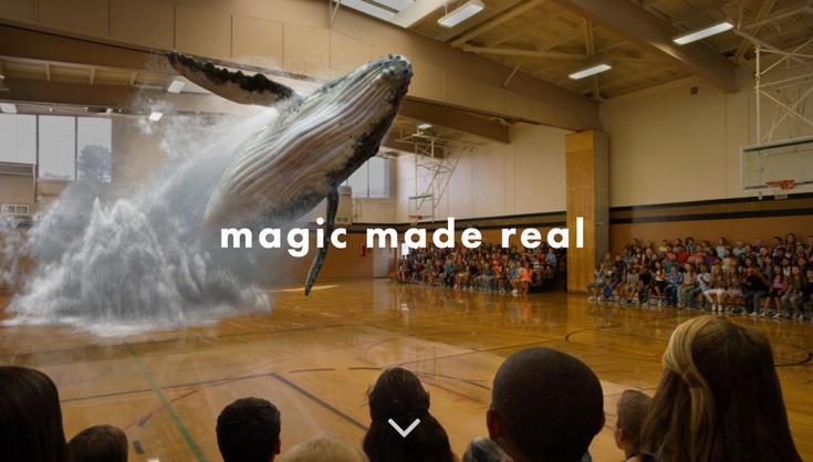 Капитализация Magic Leap уже приближается к 4 млрд долларов