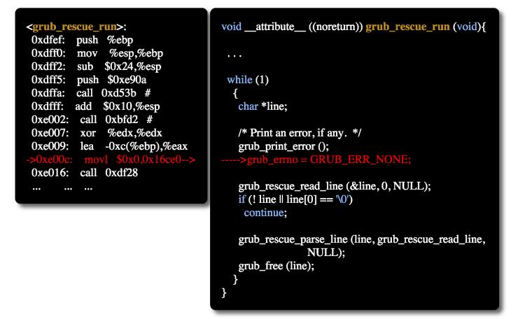 Критическая уязвимость в загрузчике Grub2 позволяет обходить защиту паролем - 2
