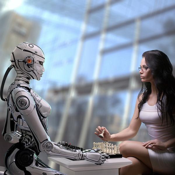 Почему искусственный интеллект чаще всего женского пола? - 2