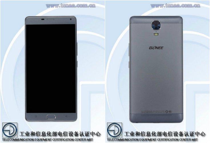 Смартфон Gionee Marathon M5 Plus будет очень крупным