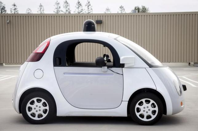 Разработка и выпуск беспилотных авто Google скоро выделят в отдельную компанию