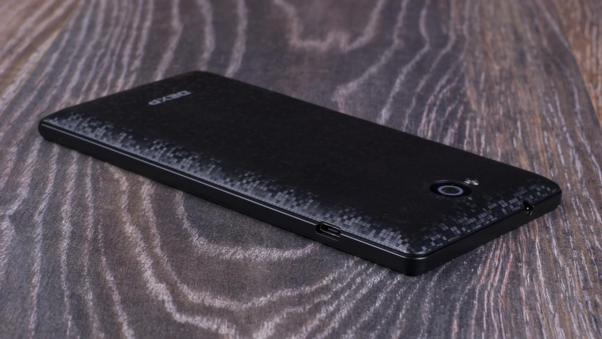 DEXP Ixion MS150 Glider: современный смартфон для экономных - 10
