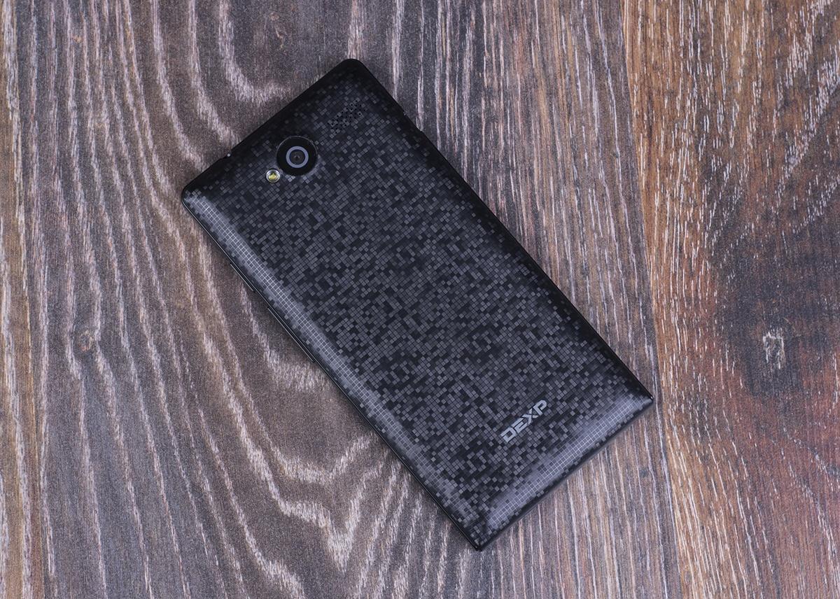 DEXP Ixion MS150 Glider: современный смартфон для экономных - 15